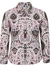 Anna Aura - Bluse mit Hemdkragen