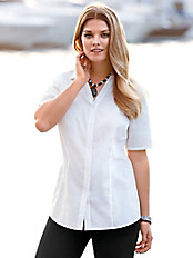 Anna Aura - Bluse mit V-Ausschnitt