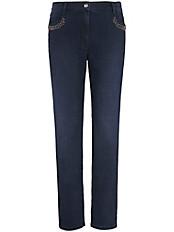 Anna Aura - Jeans mit Schmuckperlen
