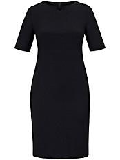 Anna Aura - Kleid in subtil gesteppten Nähten