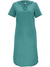 Anna Aura - Kleid mit 1/2-Arm aus 100% Leinen