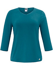 Anna Aura - Shirt mit herzförmigem Ausschnitt