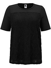 Anna Aura - Spitzen-Shirt mit Rundhals