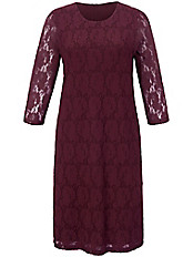Anna Aura - Sptizen-Kleid in wunderschöner Blüten-Spitze