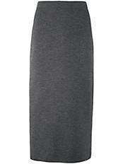 Anna Aura - Strickrock aus 100% Schurwolle-Merino
