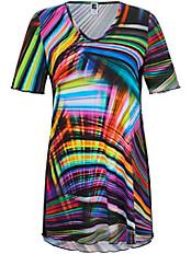 Anna Aura - V-Shirt mit leicht gerundetem Ausschnitt