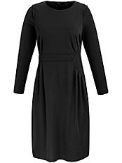 Anna Scholz for sheego - Jerseykleid mit Rundhals-Ausschnitt