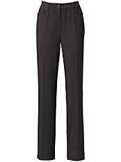 Basler - Hose, 100% Schurwolle mit Bügelfalten und Taschen