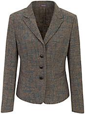 Basler - Jersey-Blazer mit Reverskragen und Taschen