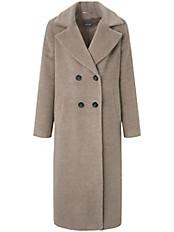 Basler - Mantel mit fassioniertem Reverskragen