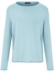 Basler - Pullover mit interessanten zweifarbigen Effekte