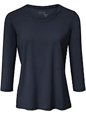 Basler - Rundhals-Shirt mit 3/4-Arm und feinem Schimmer