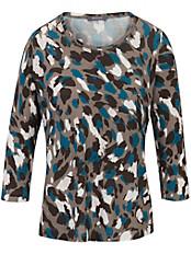 Basler - Shirt mit 3/4 Arm und Rundhals-Ausschnitt