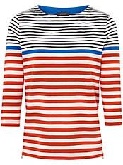 Basler - Shirt mit 3/4 Arm und seitlichen Reißverschlüssen