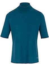 Basler - Stehbund-Pullover mit 1/2 Arm