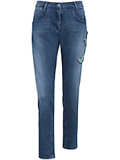 Brax Feel Good - Knöchellange Modern Fit-Jeans Montana S Fly
