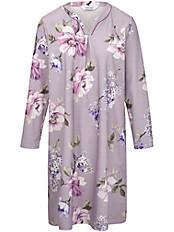 Charmor - Nachthemd mit prächtigen Blüten-Motiven