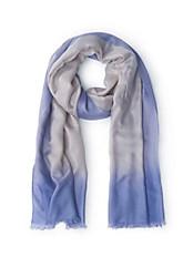 DAY.LIKE - Schal mit Degradé und Fransen