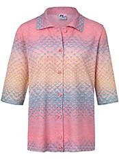 Dingelstädter - Pullover-Jacke mit langem 1/2-Arm