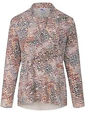 Dingelstädter - Pullover mit einem Geisha-Kragen