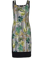 Doris Streich - Jersey-Kleid mit schmalen Trägern