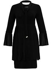 Doris Streich - Kleid mit Plissee