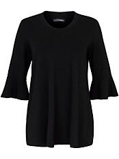 Doris Streich - Long-Shirt mit 3/4-Trompeten-Ärmel