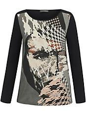 Doris Streich - Shirt mit XXL-Print im Vorderteil