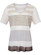 Efixelle - Shirt aus 100% Leinen