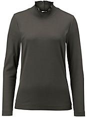 Efixelle - Stehbund-Shirt mit 1/1 Arm