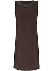 Emilia Lay - Ärmelloses Kleid mit Rundhals-Ausschnitt