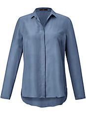 Emilia Lay - Bluse aus 100% Seide mit 1/1 Arm