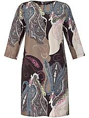Emilia Lay - Kleid in gerader Form und auffallendem Druck