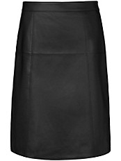 Emilia Lay - Lederrock aus 100% Leder