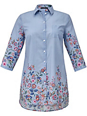 Emilia Lay - Long-Bluse mit 3/4-Arm
