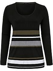 Emilia Lay - Pullover im tollen Streifen-Dessin