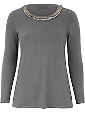 Emilia Lay - Pullover in leicht ausgestellter Form