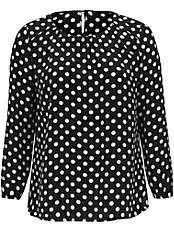 Emilia Lay - Schlupf-Bluse aus 100% Seide
