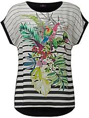 Emilia Lay - Shirt-Bluse mit überschnittener Schulter