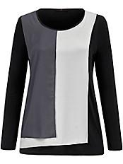 Emilia Lay - Shirt in figurfreundlicher Layering-Optik