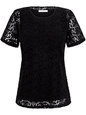 Emilia Lay - Spitzen-Blusenshirt mit 1/2-Arm