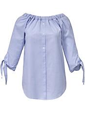 Emilia Lay - Streifen-Bluse mit 3/4-Arm