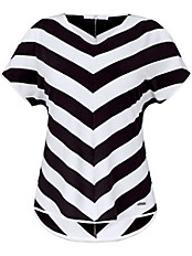 Emilia Lay - V-Shirt mit Cut-out