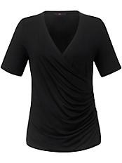 Emilia Lay - Wickel-Shirt mit etwas tieferem V-Ausschnitt