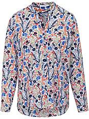 Eterna - Bluse mit Rundhals-Ausschnitt