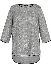 FRAPP - Bluse mit 3/4-Arm