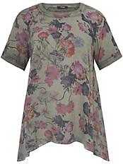 FRAPP - Schlupf-Bluse mit 1/2 Arm