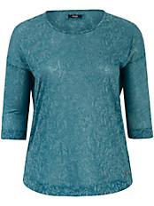 FRAPP - Shirt mit Rundhals-Ausschnitt
