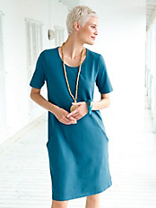 Green Cotton - Jersey-Kleid mit 1/2-Arm