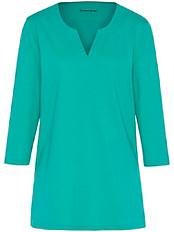 Green Cotton - Runhdhals-Shirt mit 3/4 Arm
